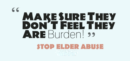20+ Elder Abuse Slogans and Quotes