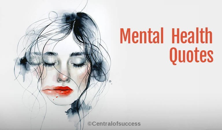 Quotes on Mental Illness and Mental Health