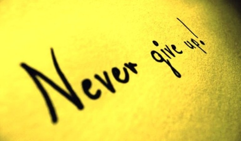 50+ Never Give Up Quotes That Will Inspire You (Deeply)