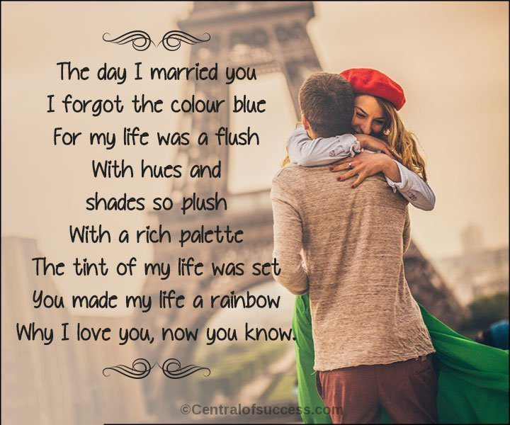 Love Poems For Husband: 17+ Romantic Poems To Reignite The