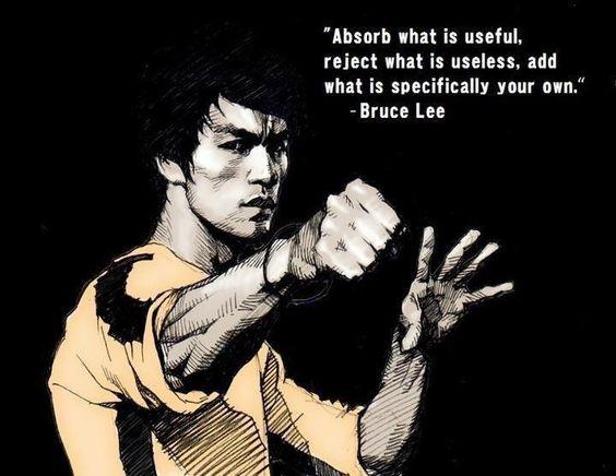 10+ Inspiring Bruce Lee Quotes