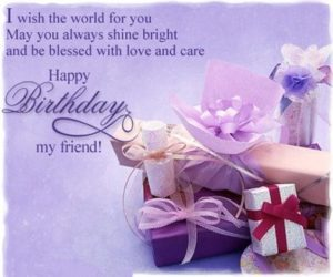 happy birthday wishes friendship quotes images