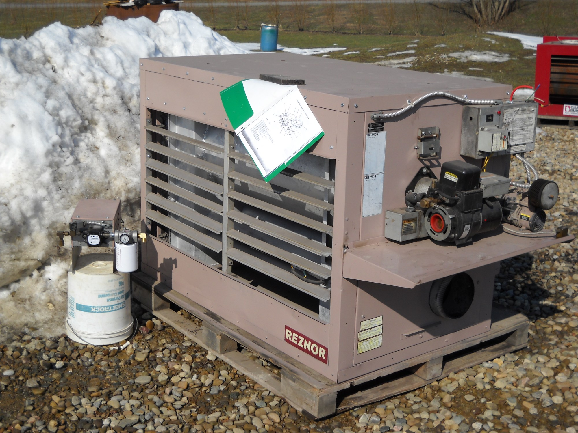 hight resolution of reznor page these waste oil heaters are equiped with air rh centralohioheaters com reznor waste oil heater wiring diagram reznor waste oil heater for sale