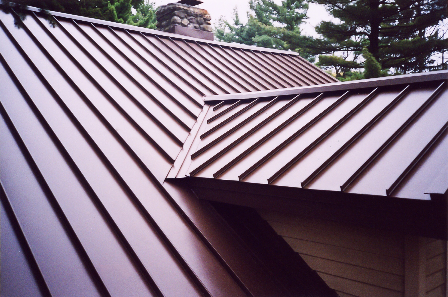 ClickLock Premium Standing Seam  Schroer  Sons  Central Ohio Metal Roofing