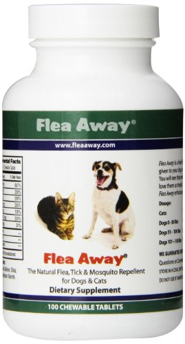 flea away tablets review