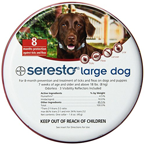 seresto flea collar review