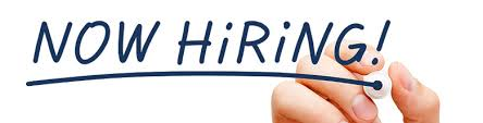 NOW HIRING!!!!  Part Time & Full Time Maintenance Positions