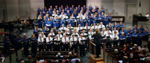 Zion Choral Coming to Central Schwenkfelder Church