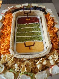 SUPER BOWL TAILGATING PARTY