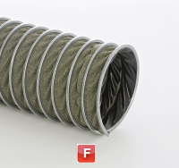Flexible Ducting hose for high temperatures | Central ...
