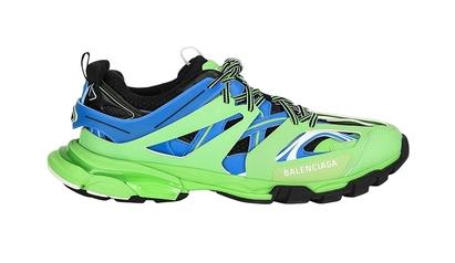 "Balenciaga Track Trainer ""Blue Green """