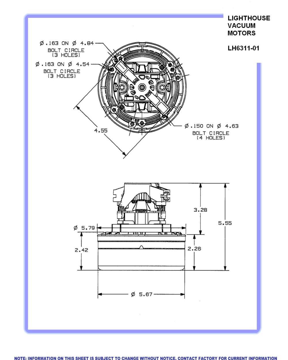 medium resolution of lighthouse brand vacuum motors ametek motor wiring diagram