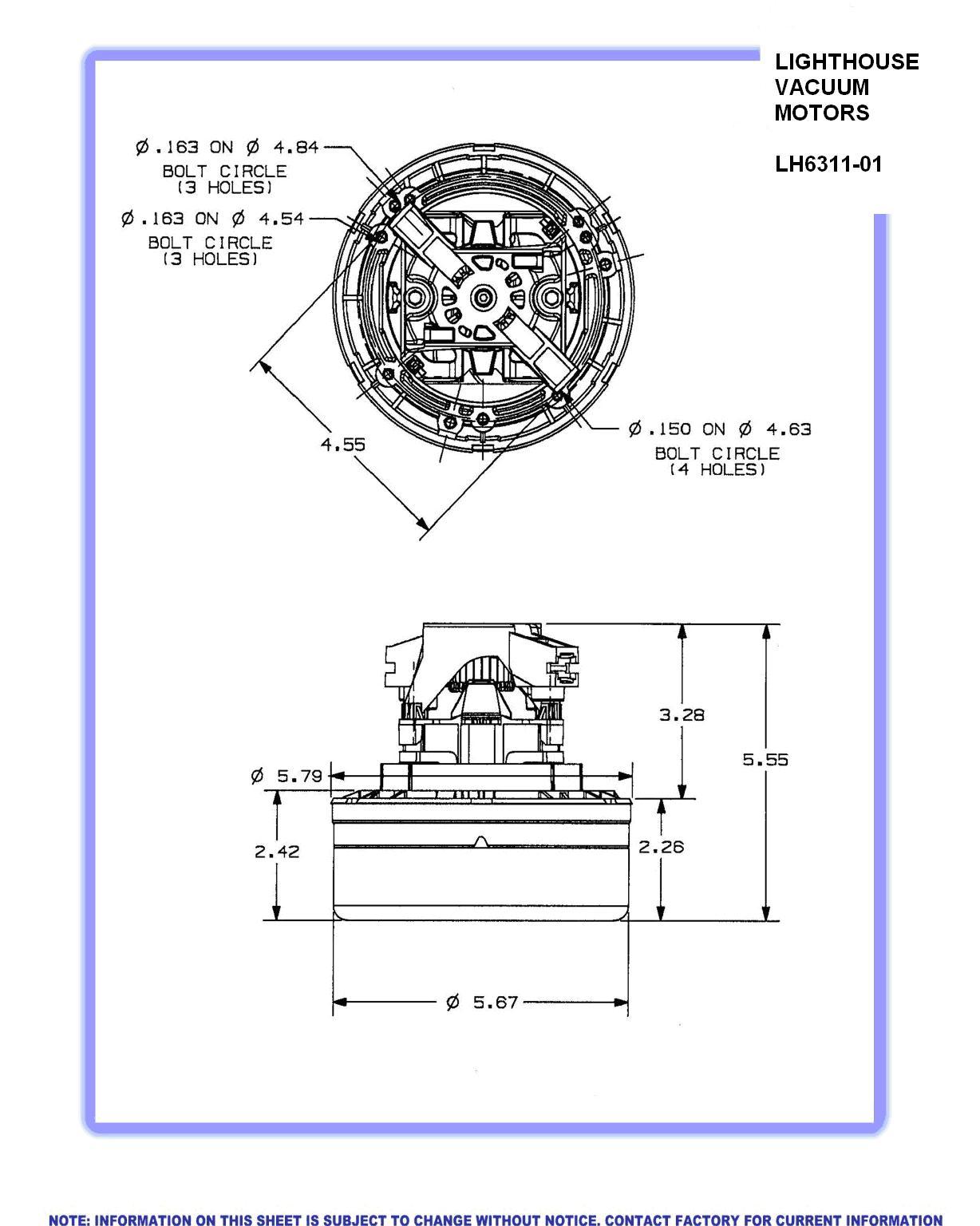hight resolution of lighthouse brand vacuum motors ametek motor wiring diagram