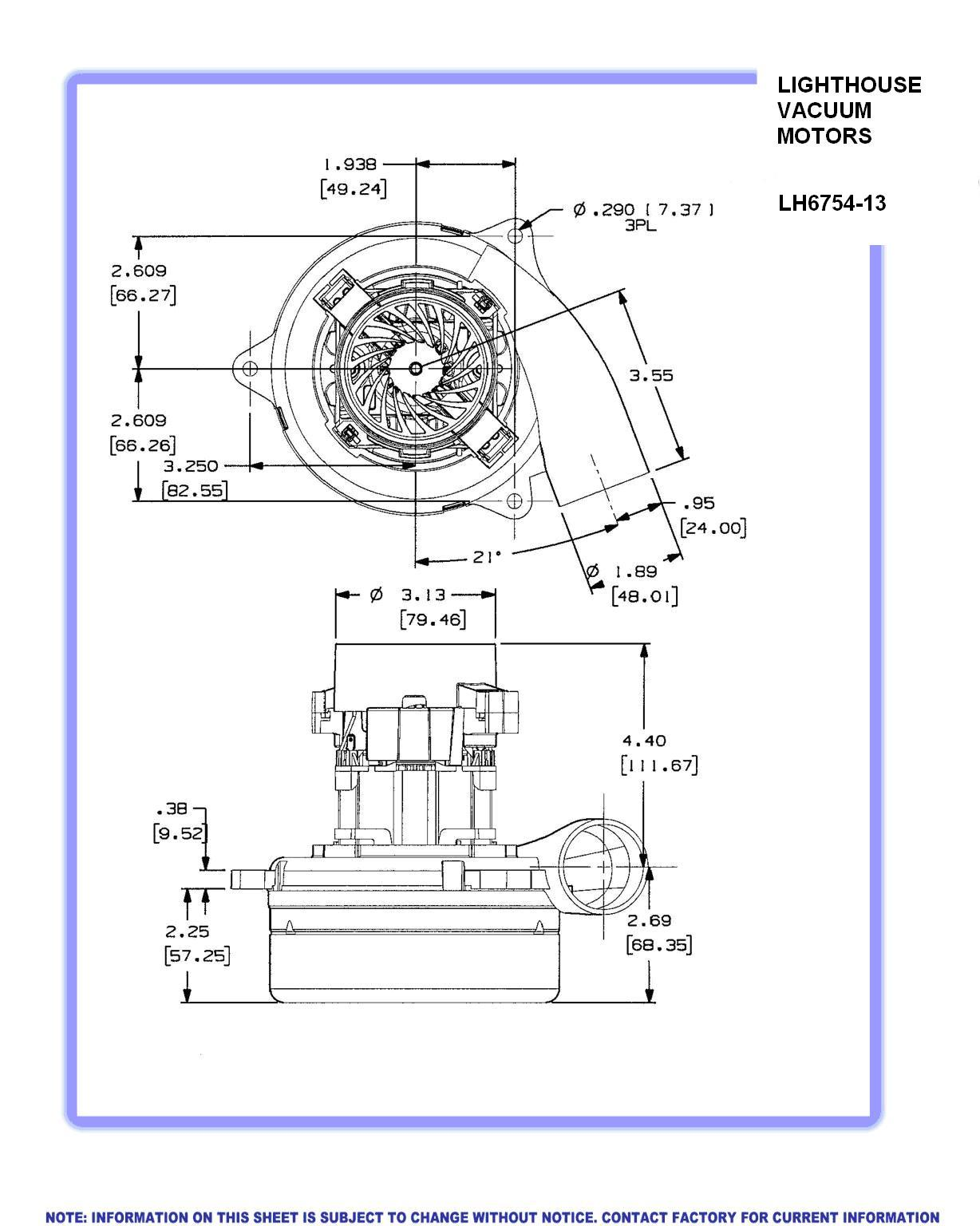 hight resolution of images of thermax vacuum parts