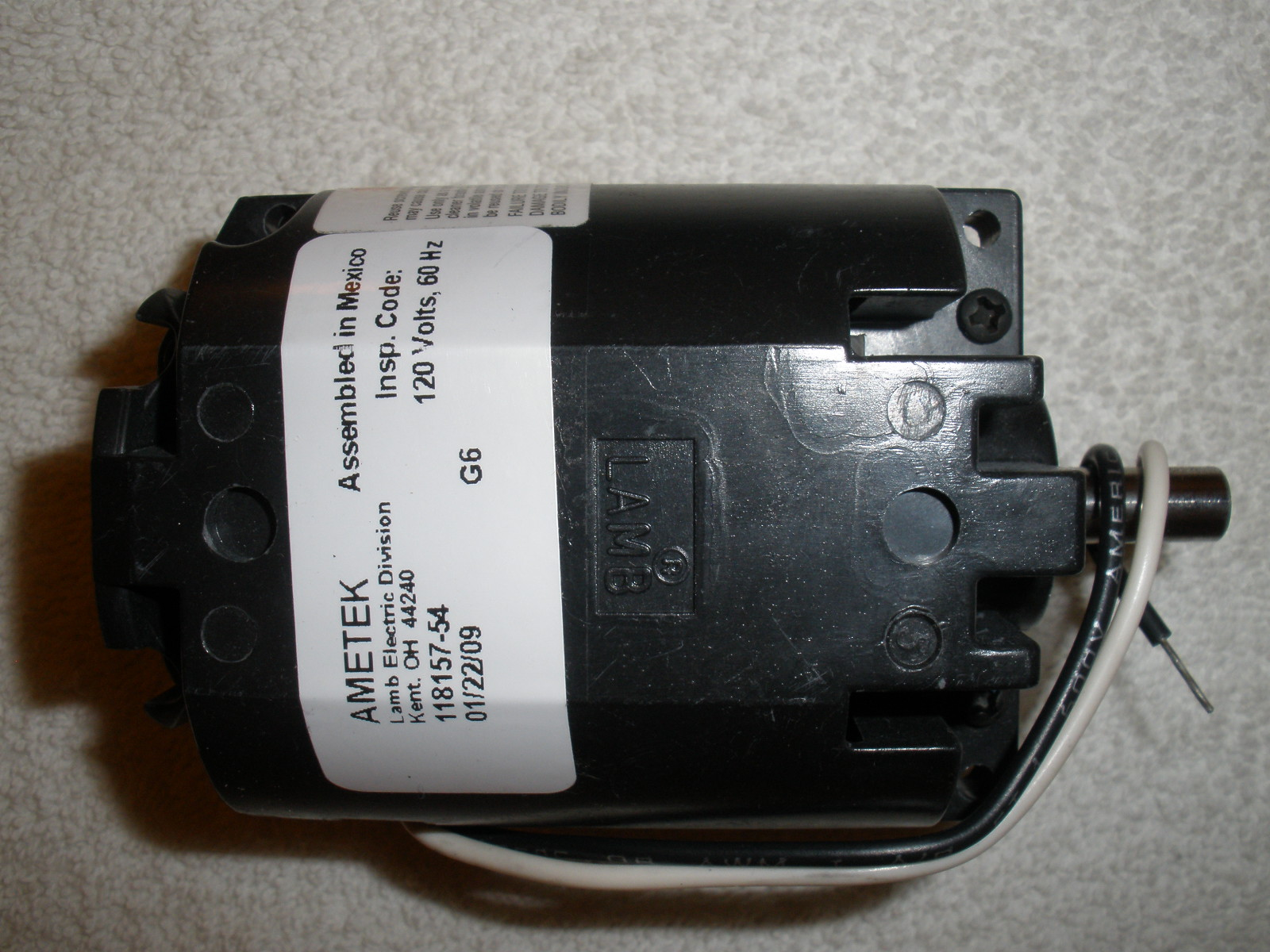 hight resolution of 118157 54 brush motor price 59 delivered