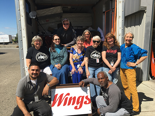 Wings Advocacy Restores Hope and Dignity to Those in Need