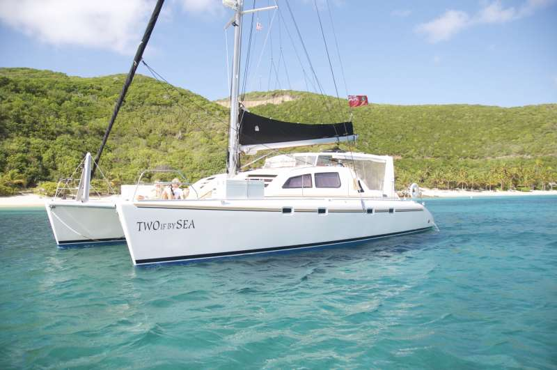 TWO IF BY SEA yacht main image