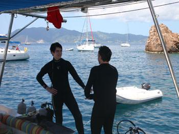 CATALYST yacht image # 15