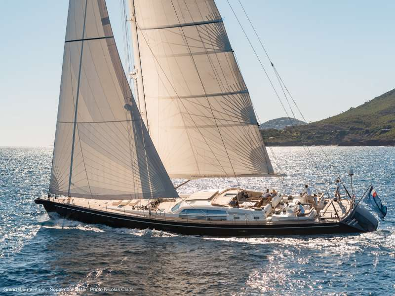 Main image of GRAND BLEU VINTAGE yacht
