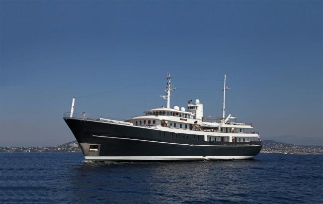 SHERAKHAN yacht main image