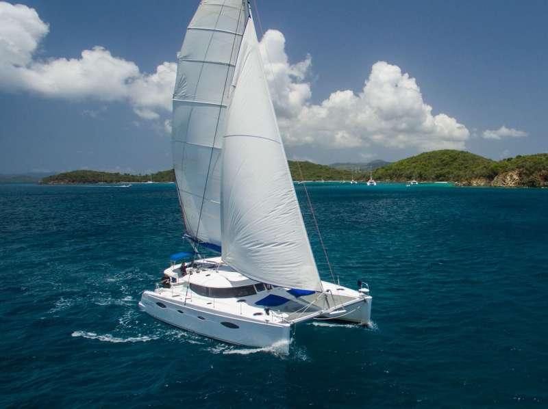 SWEETEST THING yacht main image
