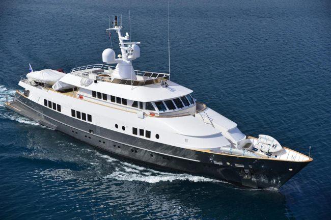 Main image of BERZINC yacht