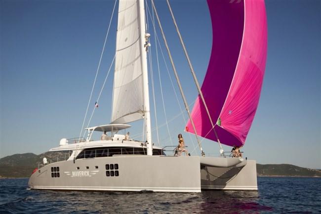 Main image of MAVERICK yacht