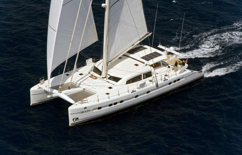 Main image of ORION 90 yacht