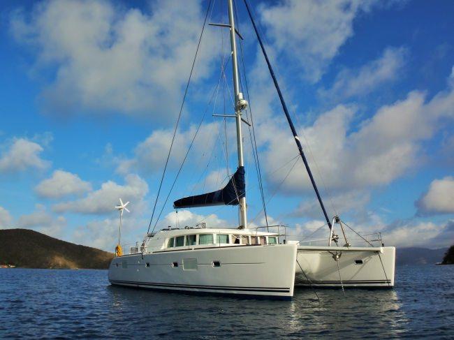 SEA ANEMONE Yacht Charter Catamaran - Ritzy Charters