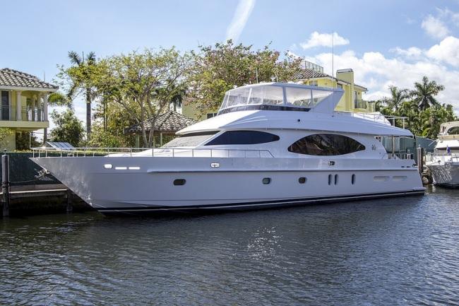 IRRESISTIBLE yacht main image