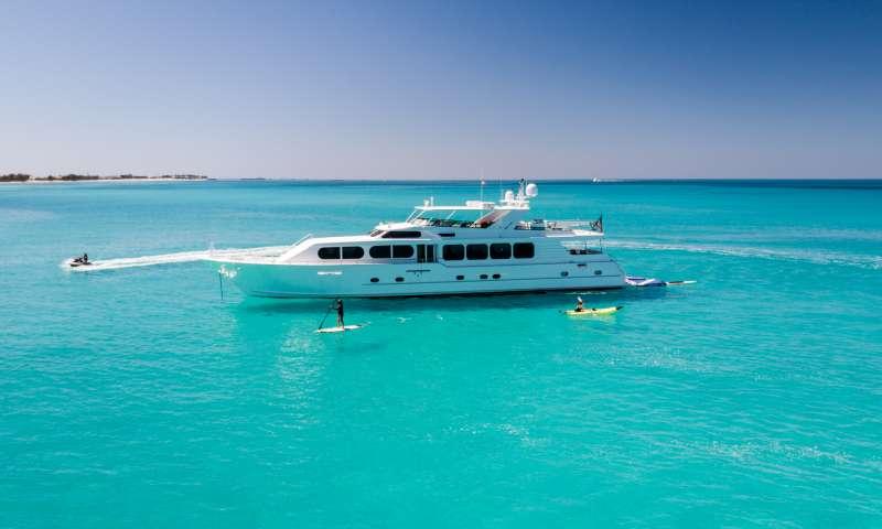 IL CAPO   Bahamas Motor Yacht Charters
