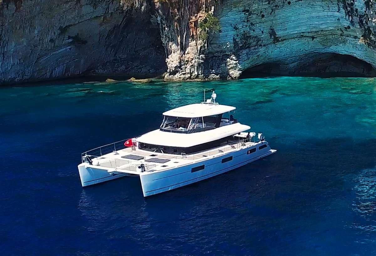 Main image of CUTE LITTLE CAT yacht