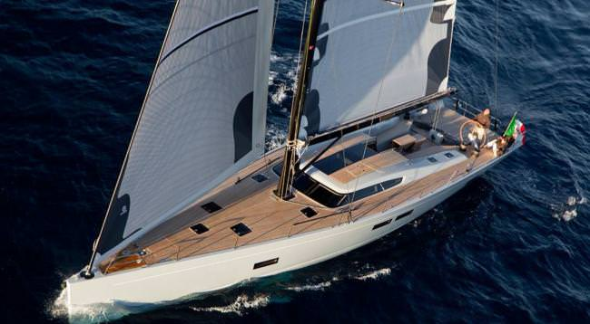 ONE SHOT OF COWES yacht main image