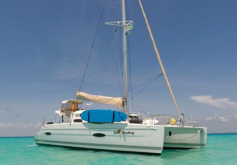 SAIL PENDING yacht main image