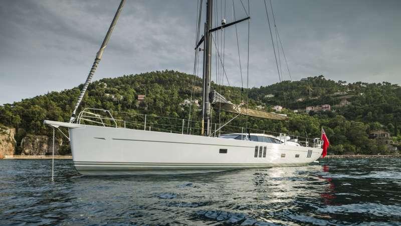 GRAYCIOUS yacht main image