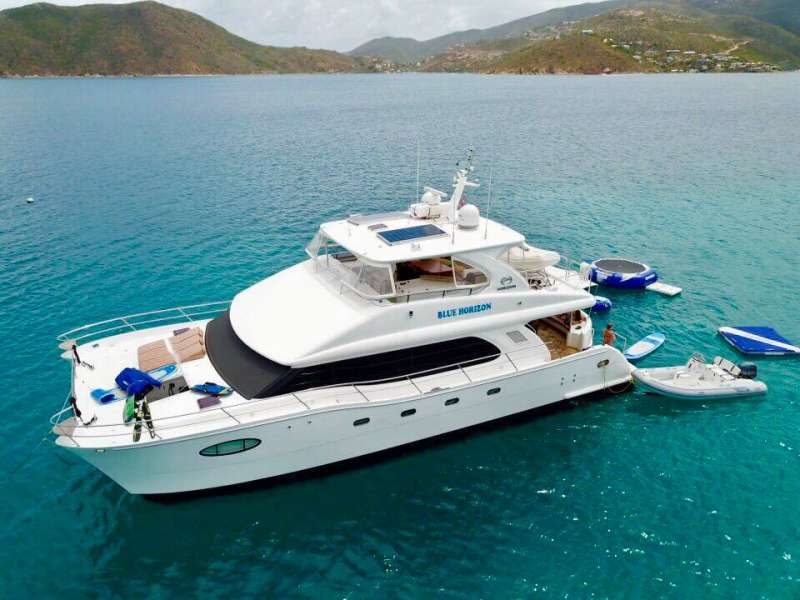 BLUE HORIZON yacht main image