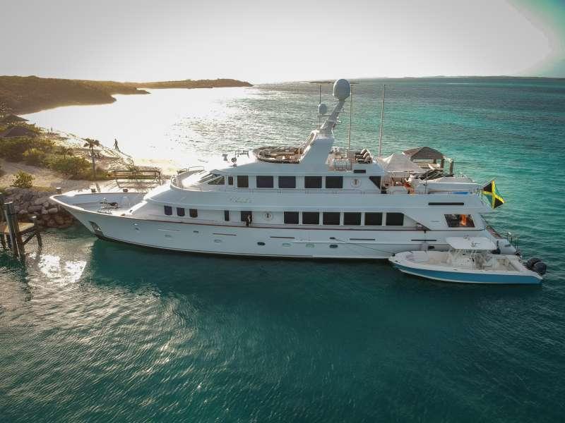 Main image of CHERISH II yacht