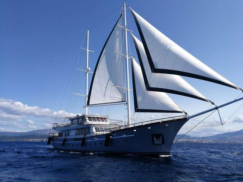 Main image of CORSARIO yacht
