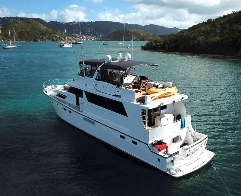 MCGREGOR III yacht main image
