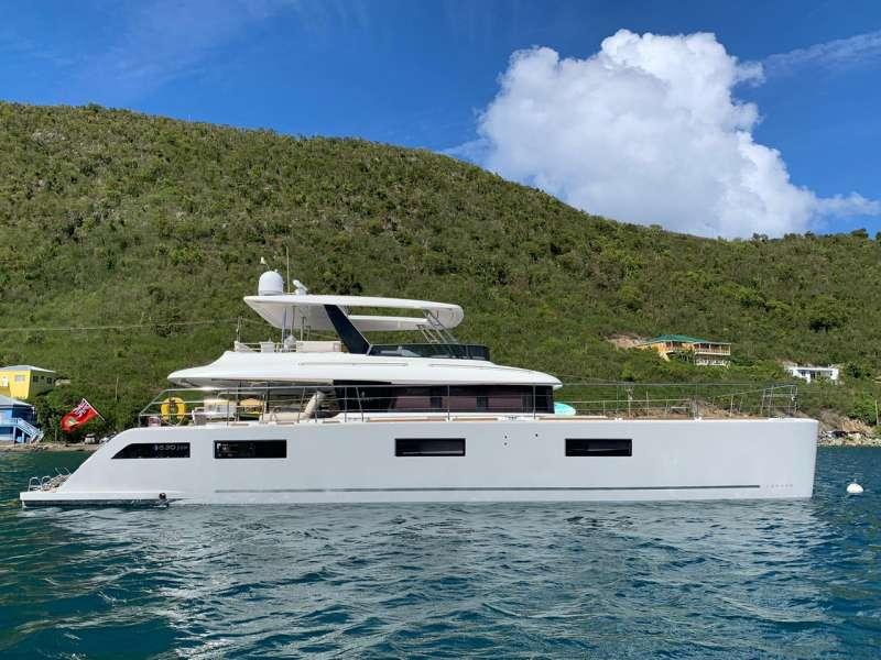 Main image of LONG MONDAY yacht