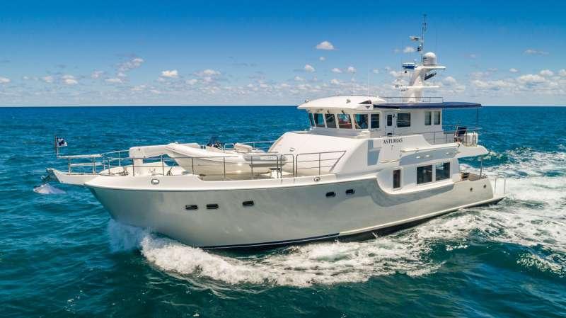ASTURIAS yacht main image