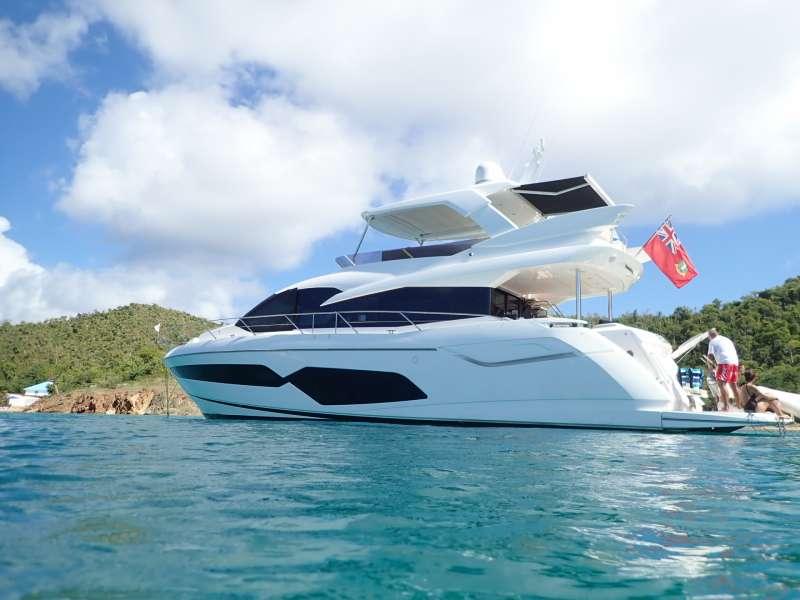 ELITE yacht main image