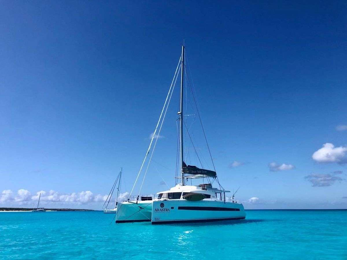 Main image of Ad Astra yacht