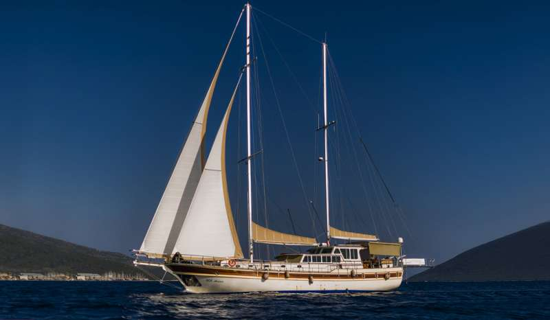 ECE ARINA yacht main image