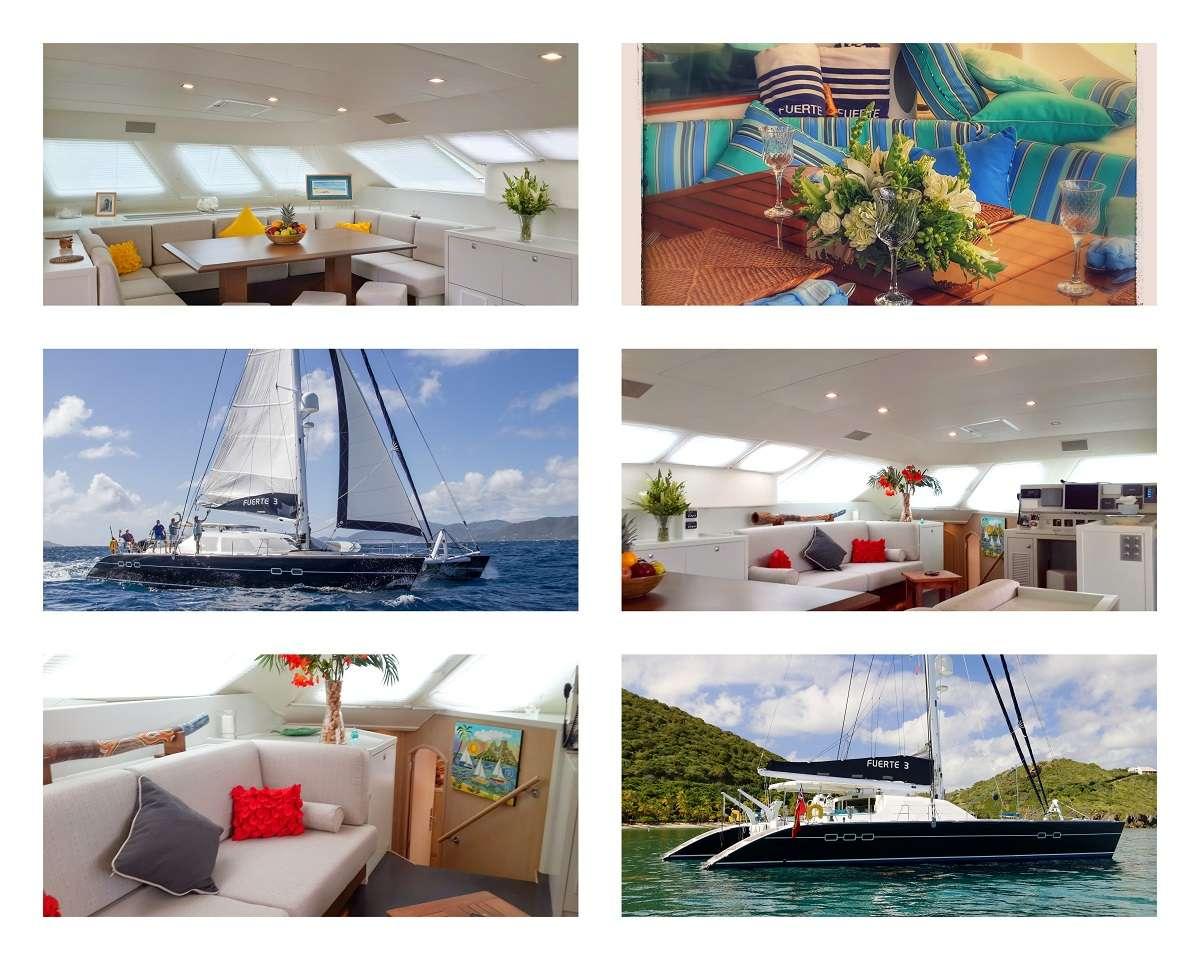 Image of FUERTE 3 yacht #9