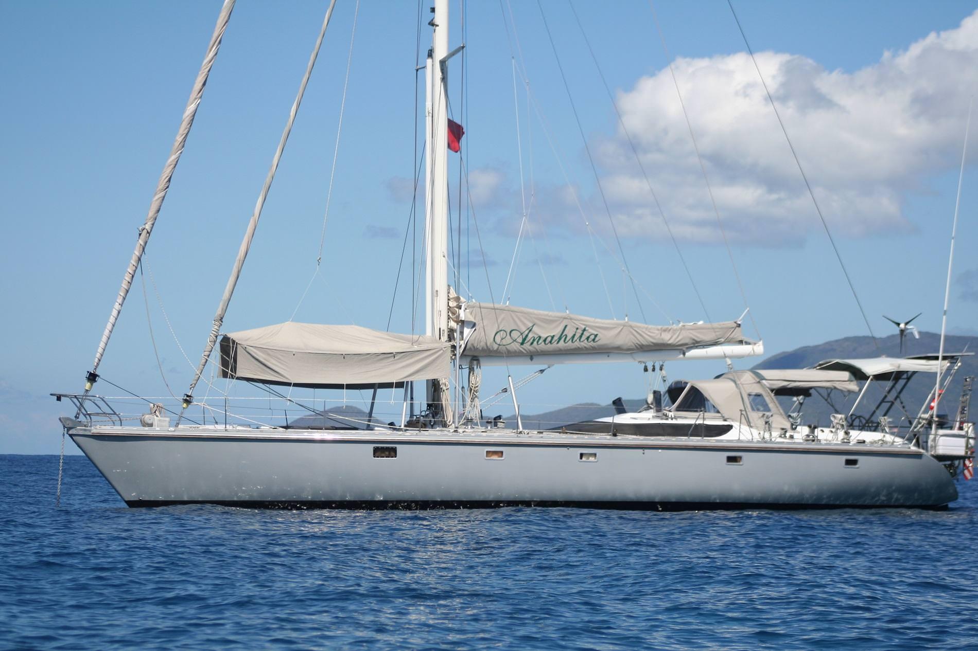 Main image of ANAHITA yacht