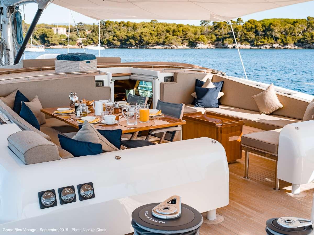 Image of GRAND BLEU VINTAGE yacht #14