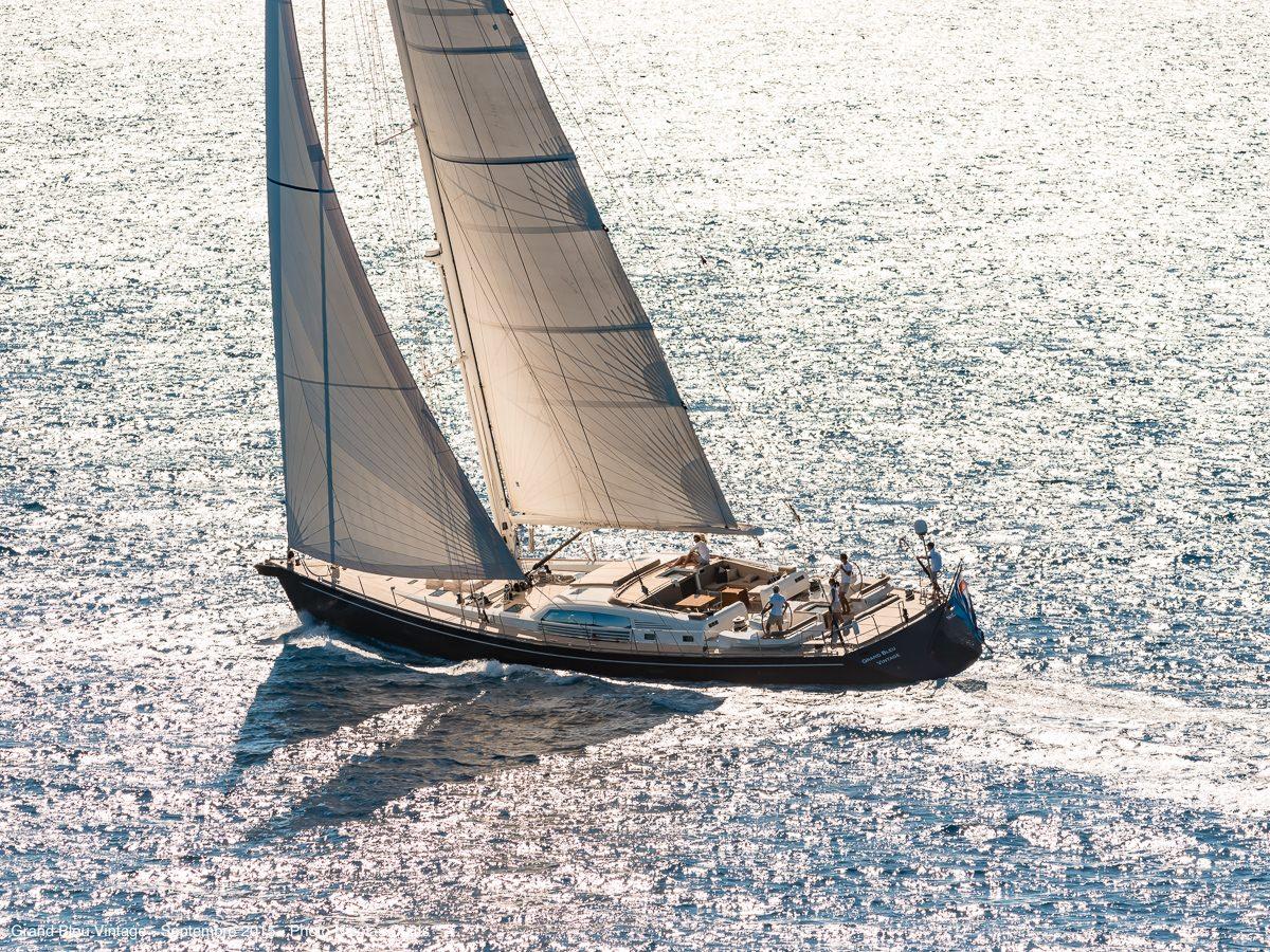 Image of GRAND BLEU VINTAGE yacht #19