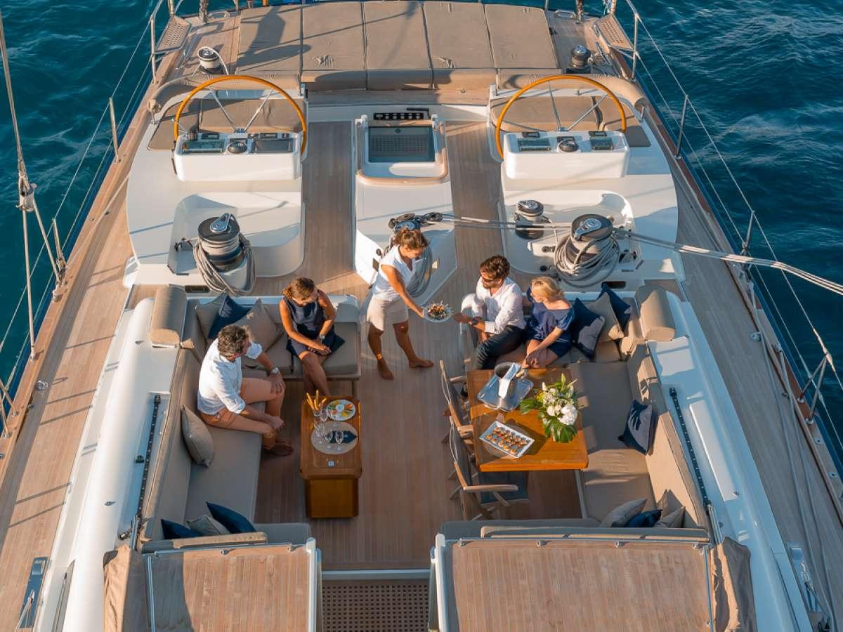 Image of GRAND BLEU VINTAGE yacht #5