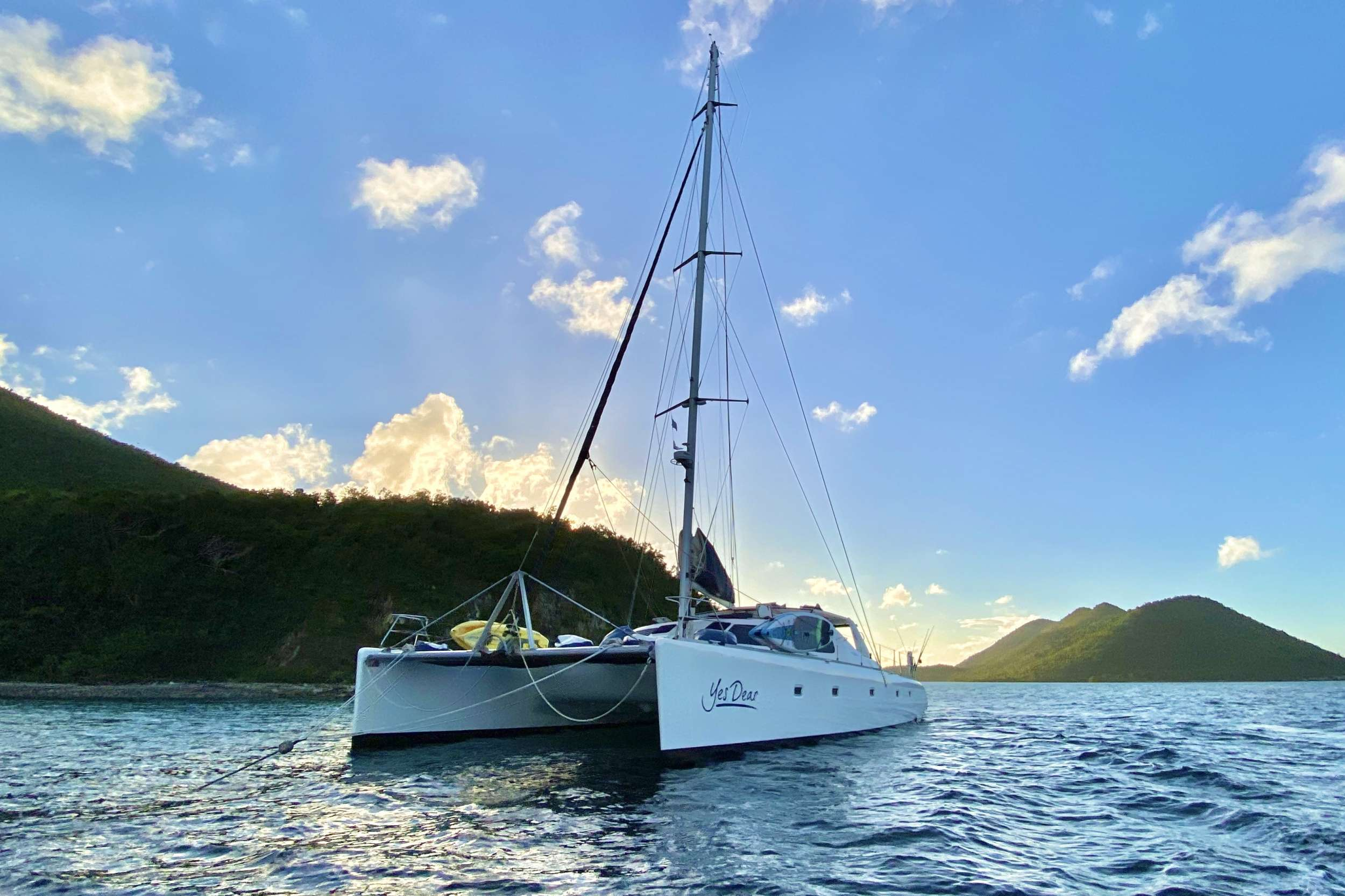 Image of YES DEAR yacht #19